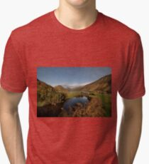 Wastwater and Wasdale Head Tri-blend T-Shirt