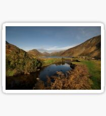 Wastwater and Wasdale Head Sticker