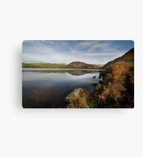 Ennerdale Water lake district Canvas Print