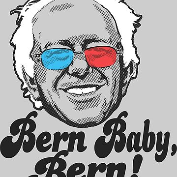 Bern Baby Bern 3D by Election2016