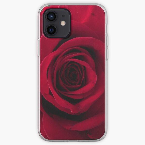 Heart of velvet iPhone Soft Case