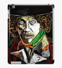 Dr. Who Tom Baker iPad Case/Skin