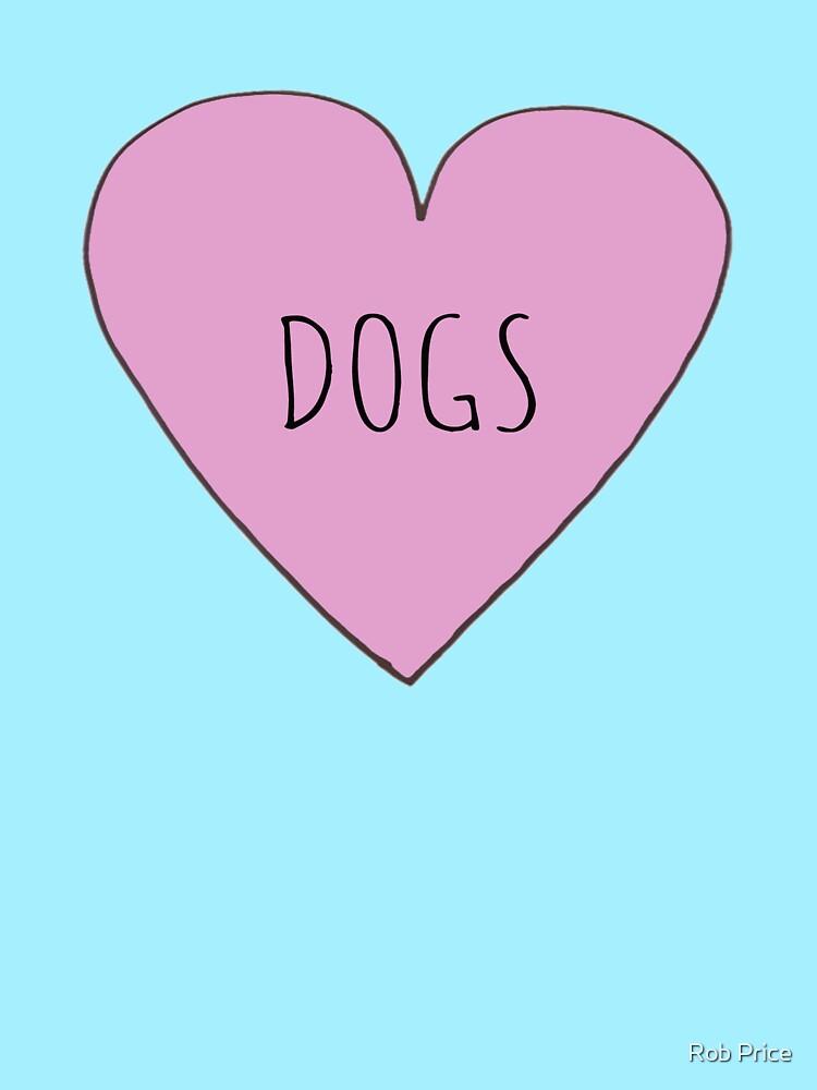 DOG LOVE by wanungara