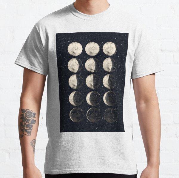 Moon Cycle Classic T-Shirt
