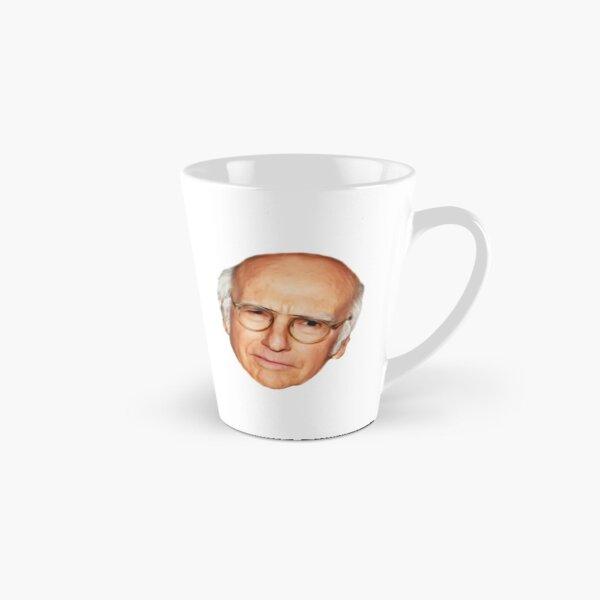 Larry David Tall Mug