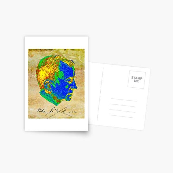 Eluard Postcard