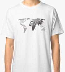 World Sebastian 4 Classic T-Shirt