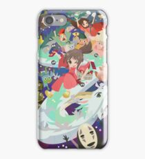 Spirited Away - Hooray iPhone Case/Skin