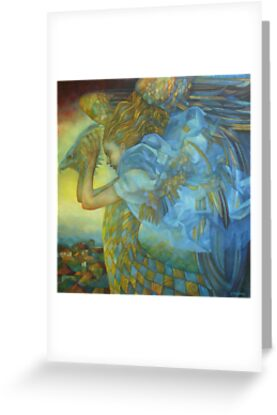 chimera, the sound of the thunder by elisabetta trevisan