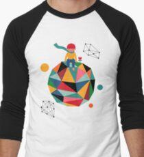 Lonely planet Men's Baseball ¾ T-Shirt