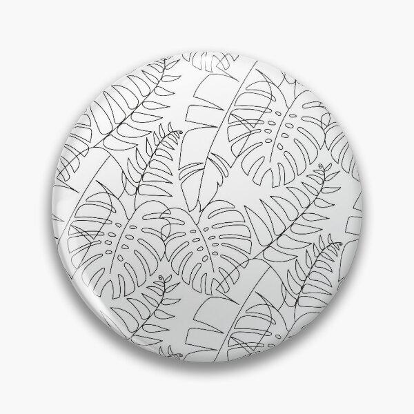 Jungle Lines Pin