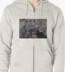 I Want To Play Now ! Zipped Hoodie