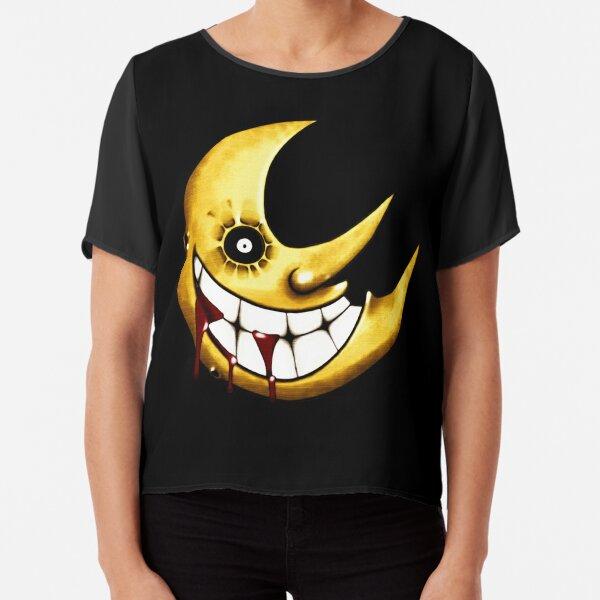 Soul Eater --- Moon Chiffon Top