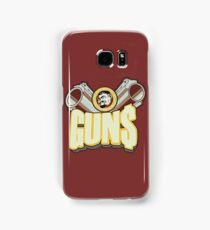 Marcus guns Samsung Galaxy Case/Skin