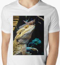 Smaugling's Dinner Hat Men's V-Neck T-Shirt