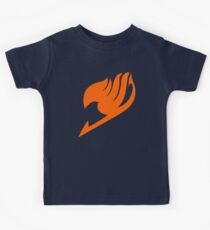 Fairy Tail Logo Kids Tee