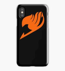Fairy Tail Logo iPhone Case/Skin