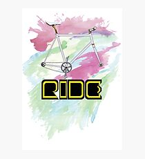 Ride Photographic Print