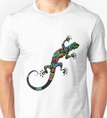 Tribal Lizard Unisex T-Shirt