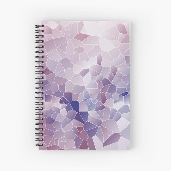 A wonderful wallpaper pattern background Spiral Notebook