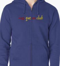 Sudadera con capucha y cremallera FCB Barca Fc Barcelona Football Club  Camisetas 1c0a7c8178f