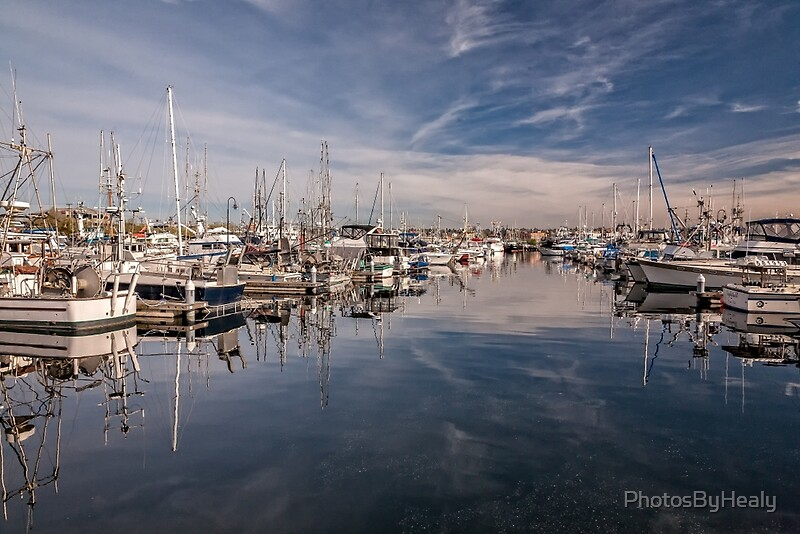 Fishing Fleet by Photos by Healy