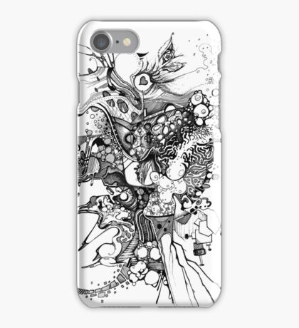 This Test Isn't - Pen Illustration iPhone Case/Skin