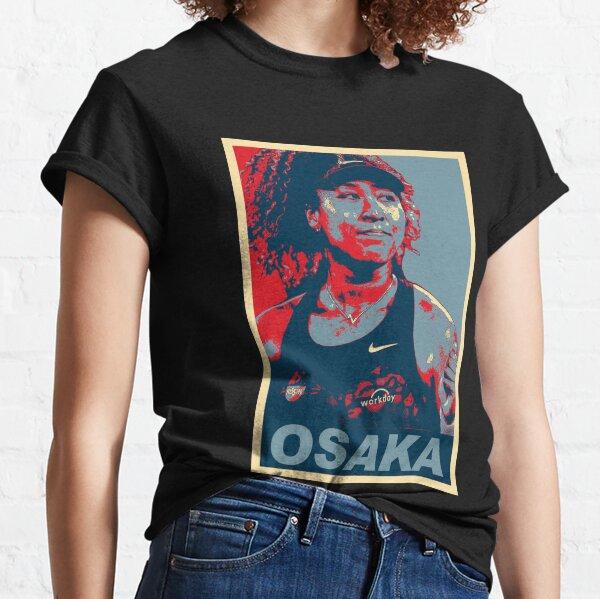 Naomi Osaka Hope Classic T-Shirt