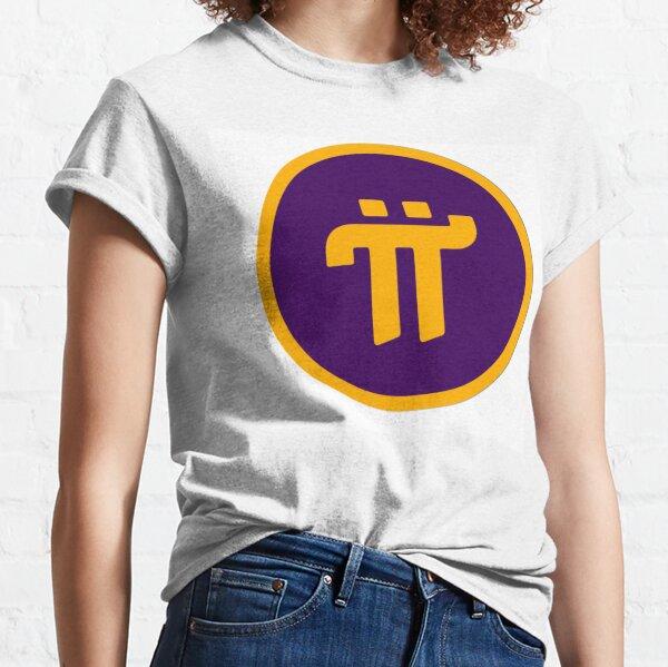 Pi Network Logo Classic T-Shirt