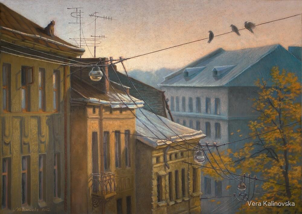 Let's Fly? by Vira Kalinovska
