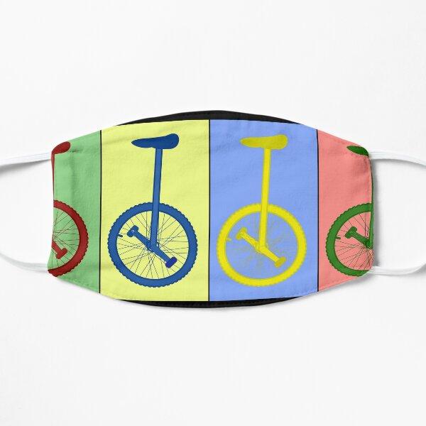Unicycle Love Classic Flat Mask