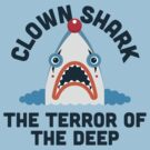 Clown Shark - Terror of the Deep by SevenHundred
