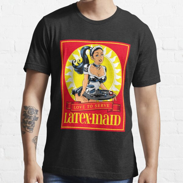 Latex-Maid - Color Essential T-Shirt
