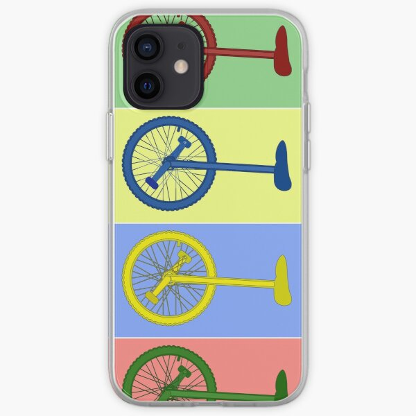 Unicycle Love Classic iPhone Soft Case