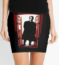 William the Bloody Doctor Mini Skirt
