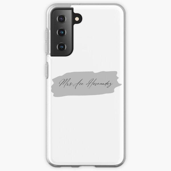 Mrs.Ace Hernandez Samsung Galaxy Soft Case