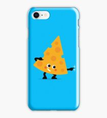 Character Fusion - Just Cheese iPhone Case/Skin