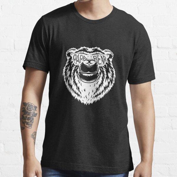 Papa Bear glasses Essential T-Shirt