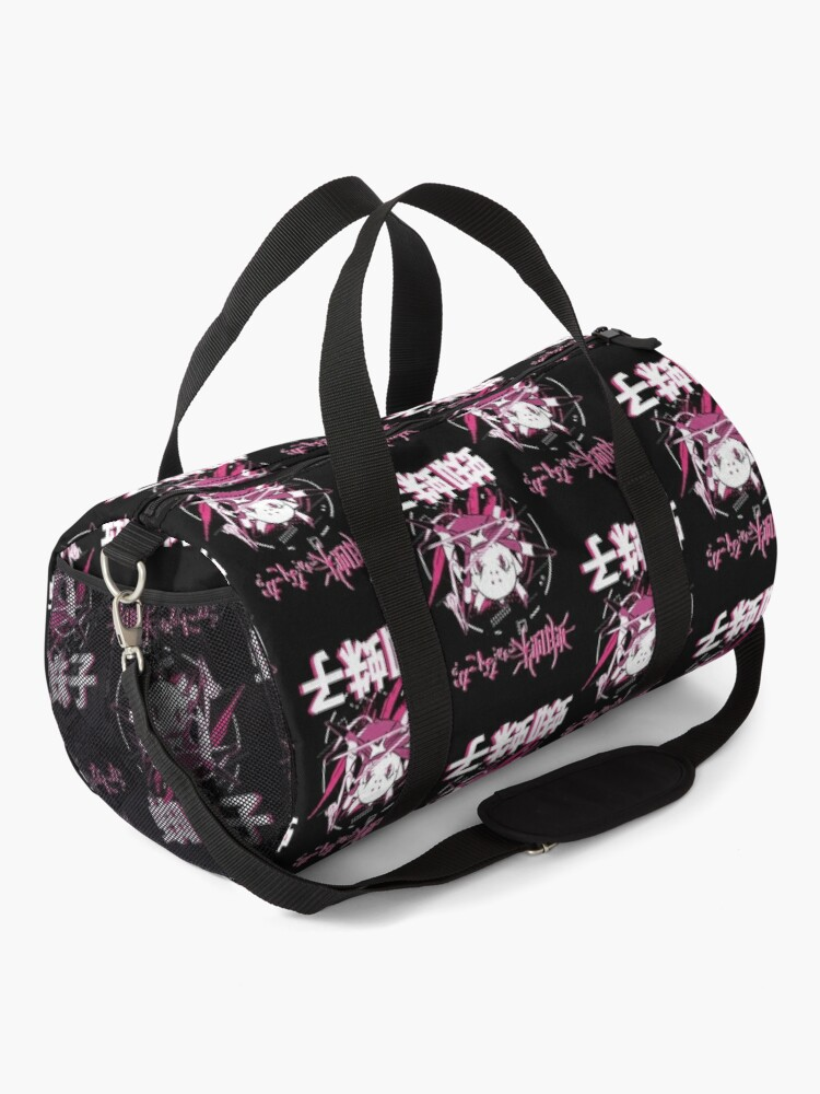Alternate view of SO IM A SPIDER, SO WHAT?: KUMOKO Duffle Bag