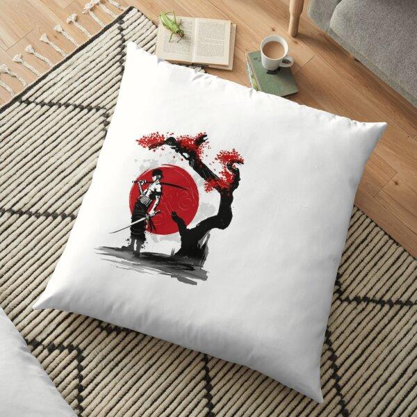 Pirate swordsman  Floor Pillow