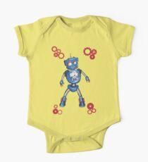 Robot Gauge Kids Clothes