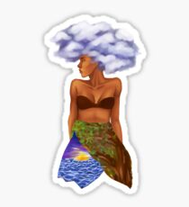 Mother Nature Sticker