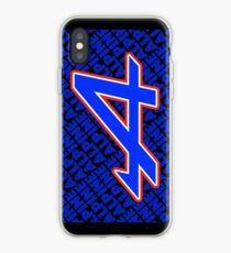 Alpine 'A' Fill Graphic Print iPhone Case