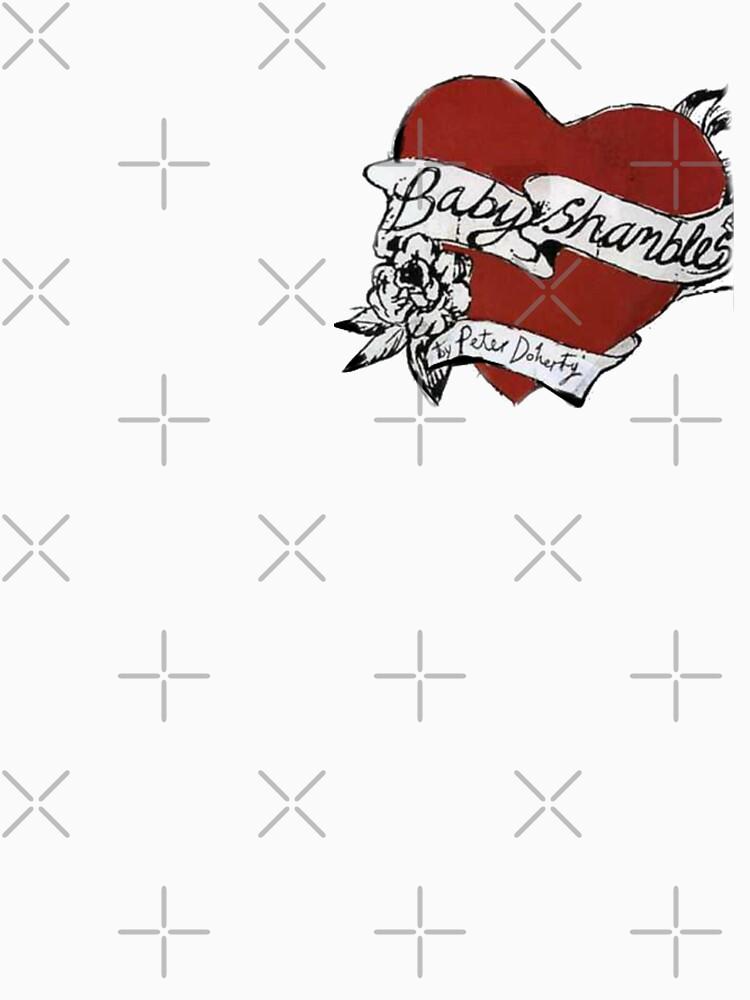 Babyshambles, Pete Doherty, heart tattoo design by Gangofgin95