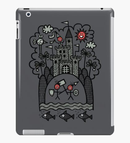 Lust & Lewdness Inducing Vicious Medieval Carnage iPad Case/Skin