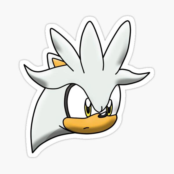 Silver Sticker Sticker