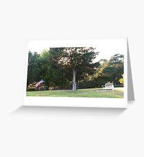 2016 Poteau Flag Greeting Card