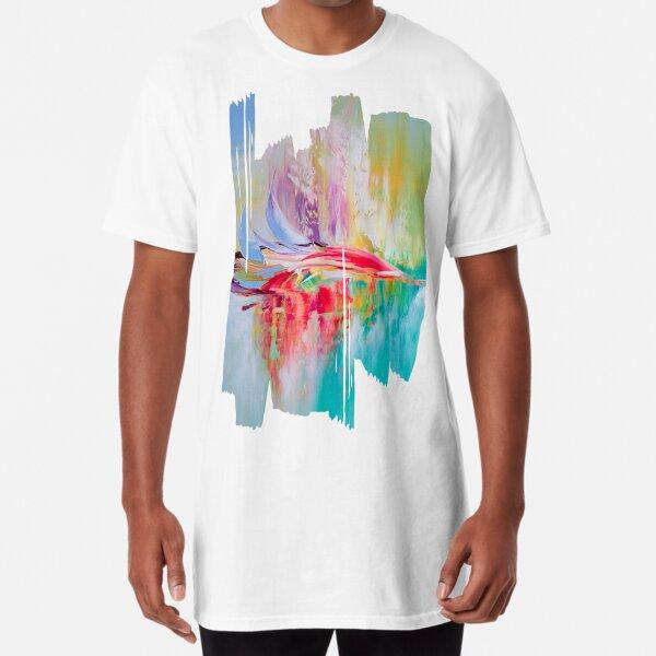 Printemps boreal 5 T-shirt long