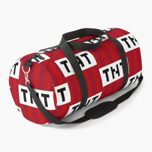 Minecraft TNT Duffle Bag