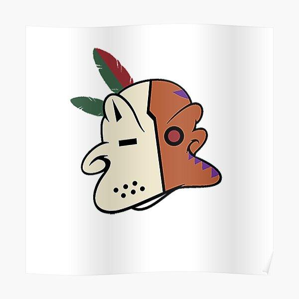 Las Vegas Desert Ducks Main Logo Poster